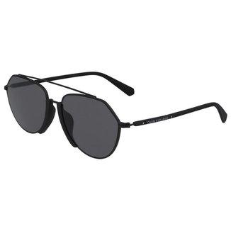 Óculos de Sol Calvin Klein Jeans CKJ19305S 001/56 - Preto