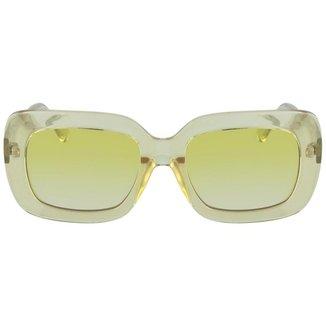 Óculos de Sol Calvin Klein Jeans Transparente Feminino