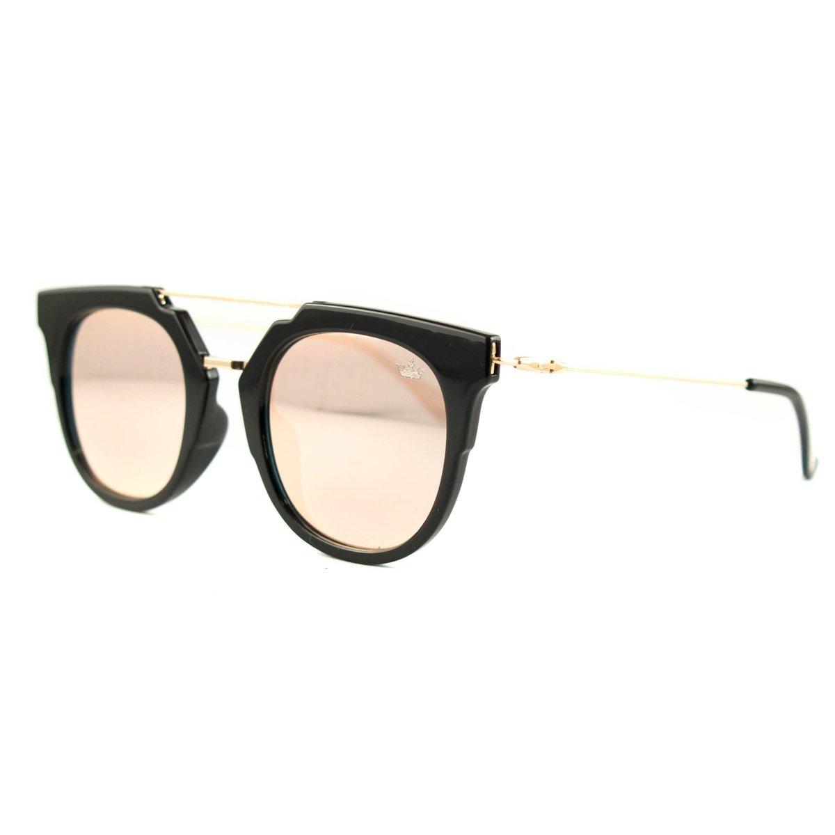 Óculos de Sol Carmim Espelhado - Compre Agora   Zattini d012eb63f5