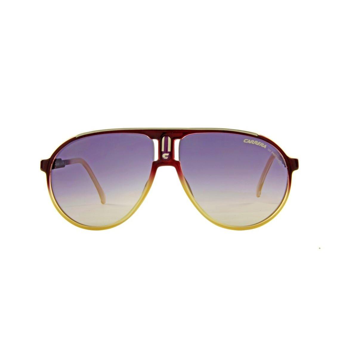 Óculos de Sol Carrera 100% Proteção U.V. Ópticas Melani Feminino ... 4b4e7938df