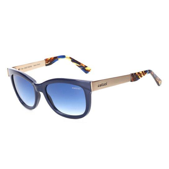 Óculos de Sol Colcci 05037K6986 Feminino - Azul