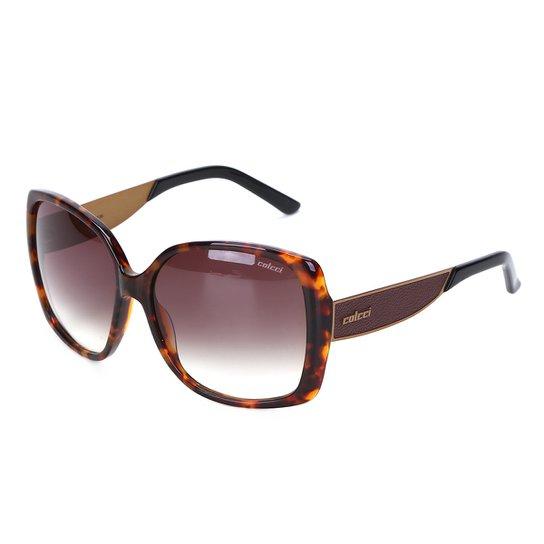 Óculos de Sol Colcci C0022 Feminino - Marrom