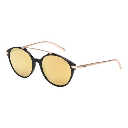 Óculos de Sol Colcci C0069 Feminino - Preto+Marrom
