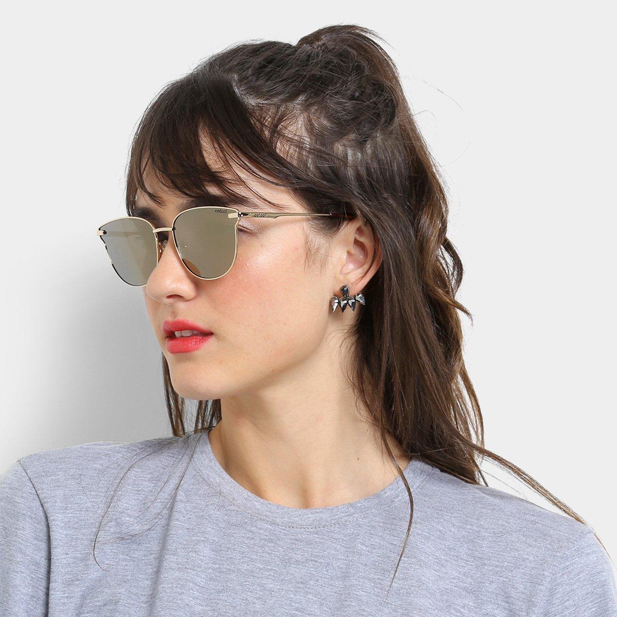 Óculos de Sol Colcci C0092 Feminino - Compre Agora   Zattini 2ac20cfad2