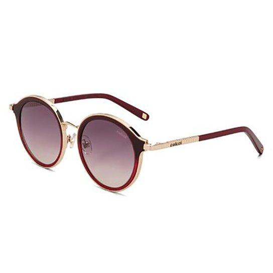 Óculos De Sol Colcci-C0138E3137 - Vermelho