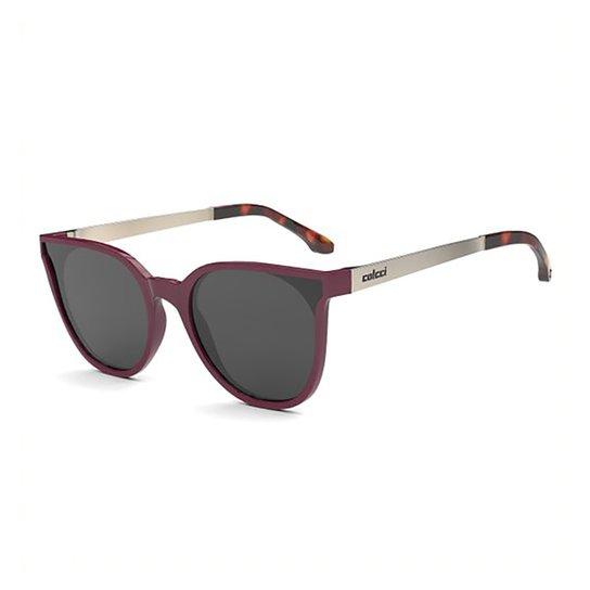 Óculos De Sol Colcci-C0150C1901 - Bordô
