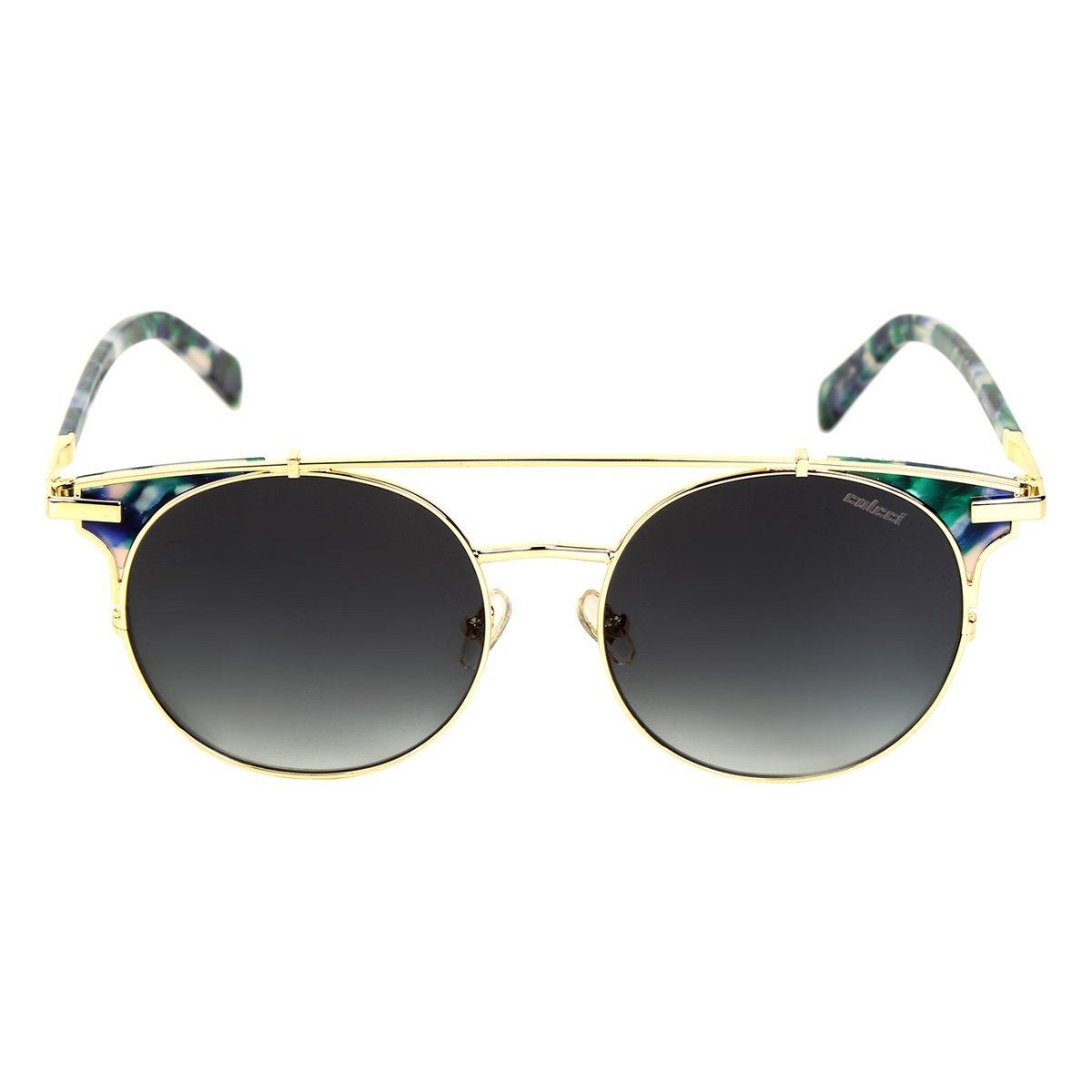 fa9efd0d0f0a4 Óculos de Sol Colcci Demi Brilho Feminino - Compre Agora   Zattini