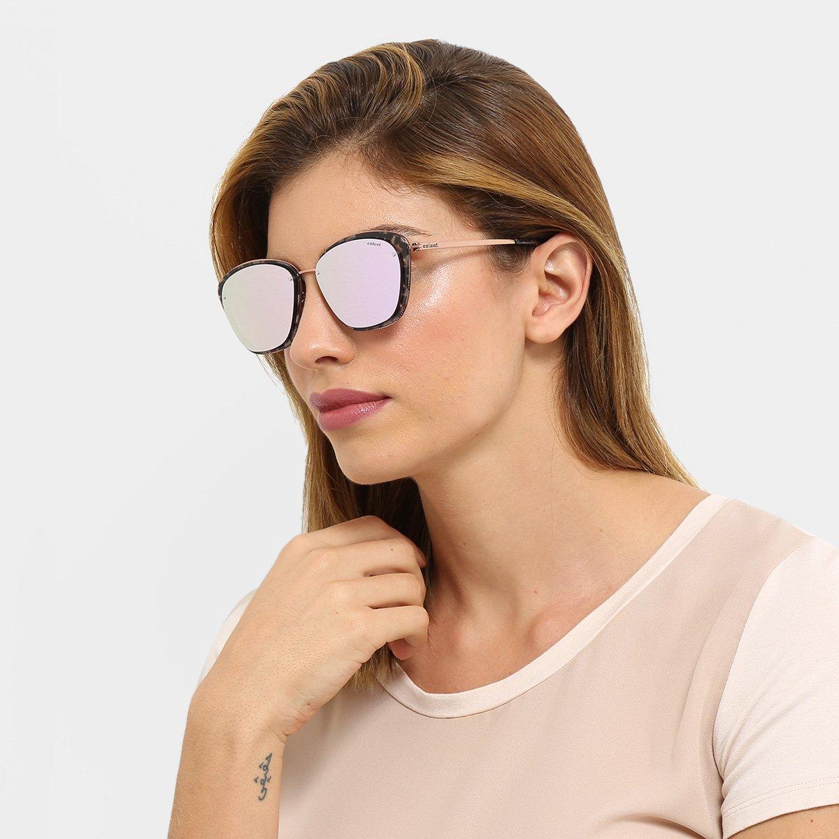 f7155f3169f94 Óculos de Sol Colcci Demi Feminino - Compre Agora   Zattini
