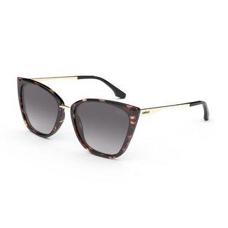Óculos de Sol Colcci Feminino Aretha Demi Marrom C0154FA533