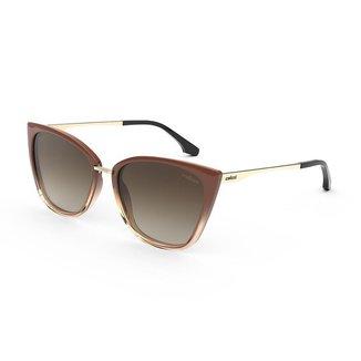 Óculos de Sol Colcci Feminino Aretha Marrom C0154F0834