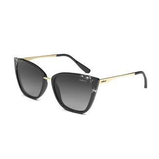 Óculos de Sol Colcci Feminino Aretha Preto C0154AHK33