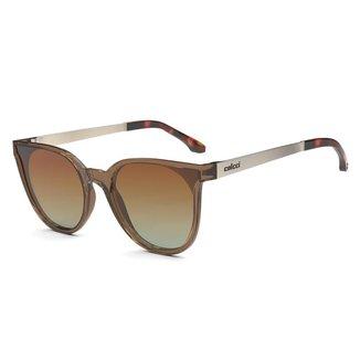 Óculos de Sol Colcci Feminino Cora Marrom  C0150J7344