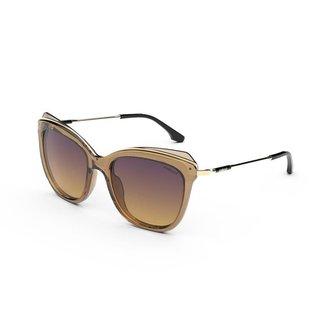 Óculos de Sol Colcci Feminino Lua Marrom C0187J08A7