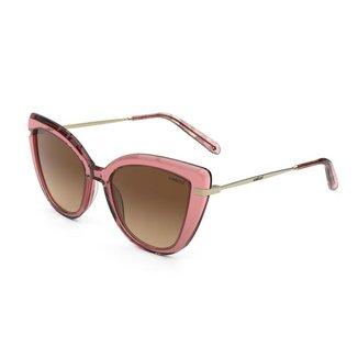 Óculos de Sol Colcci Feminino Manu Transparente C0168D89A8