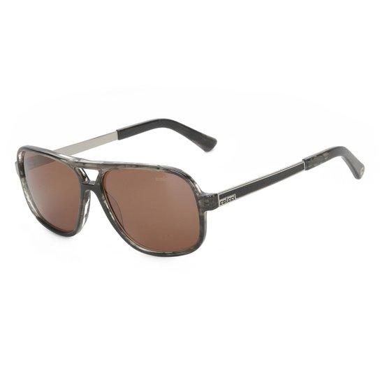 Óculos De Sol Colcci Fumê C005585202 Feminino  - Preto