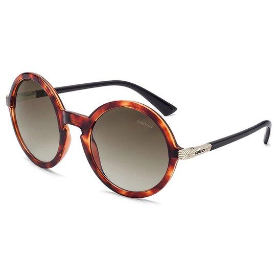 Óculos de Sol Colcci Janis Feminino - Marrom