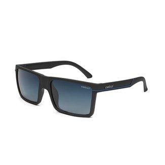 Óculos de Sol Colcci Masculino Adam Preto Fosco C0155AFZ86