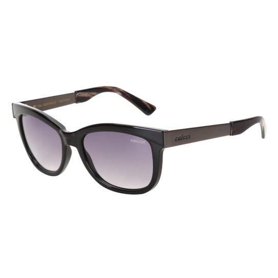 Óculos De Sol Colcci Quadrado 05037A0233 Feminino - Preto