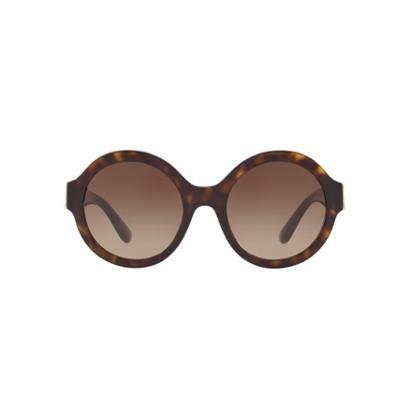 Óculos De Sol Dolce & Gabbana Tartaruga Feminino-Feminino