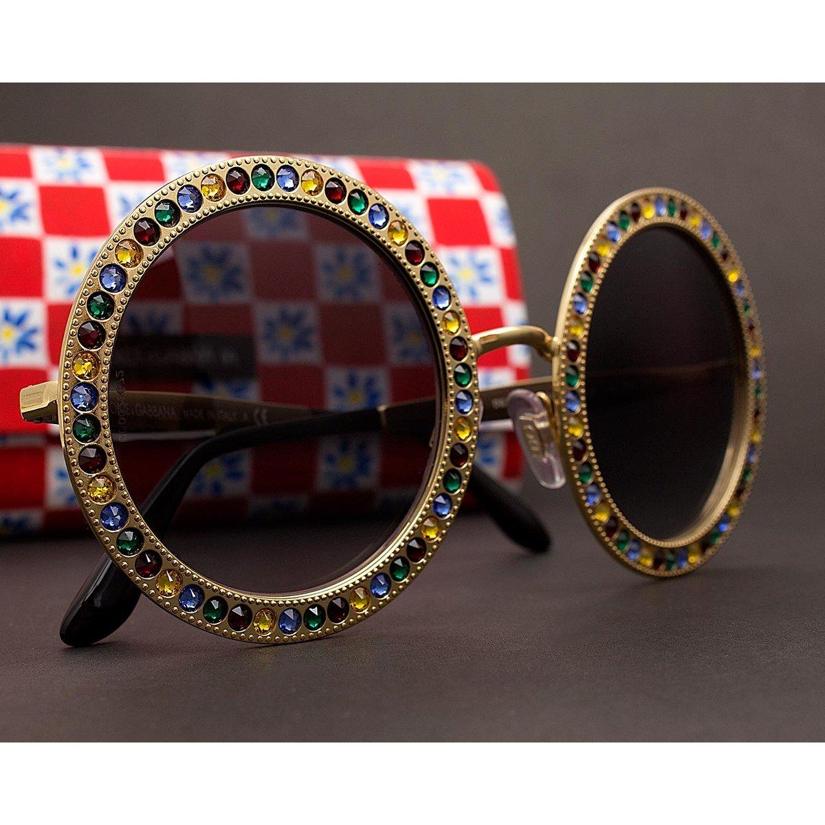 2ad1ed615c6f7 Óculos de Sol Dolce e Gabbana DG2170B 02 8G-51 - Compre Agora   Zattini