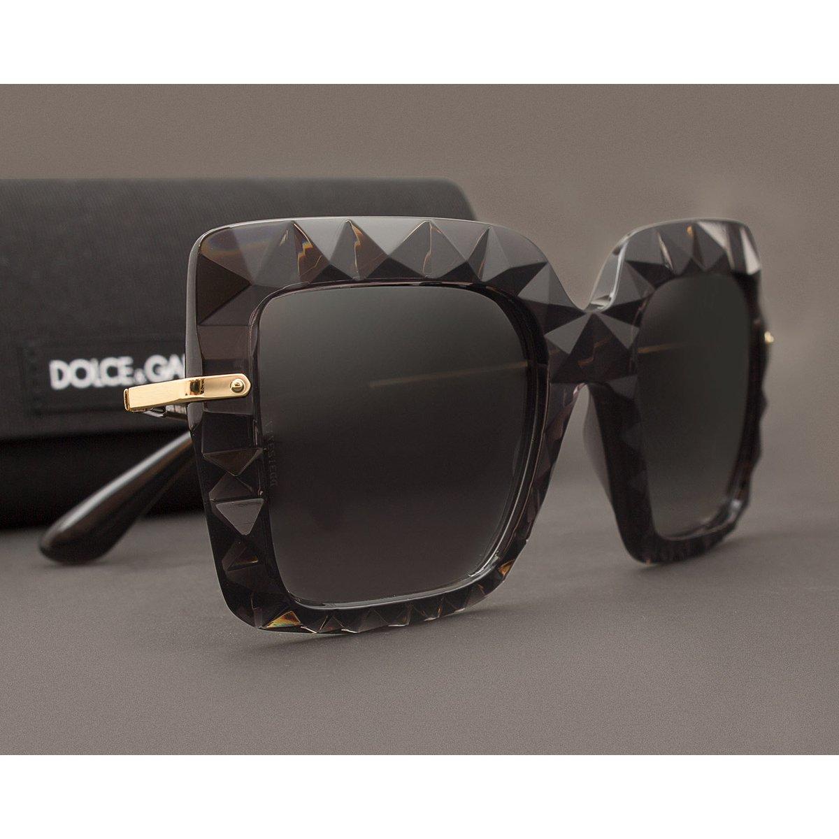 ace8e4c5e Óculos de Sol Dolce e Gabbana DG6111 504/8G-51 | Zattini