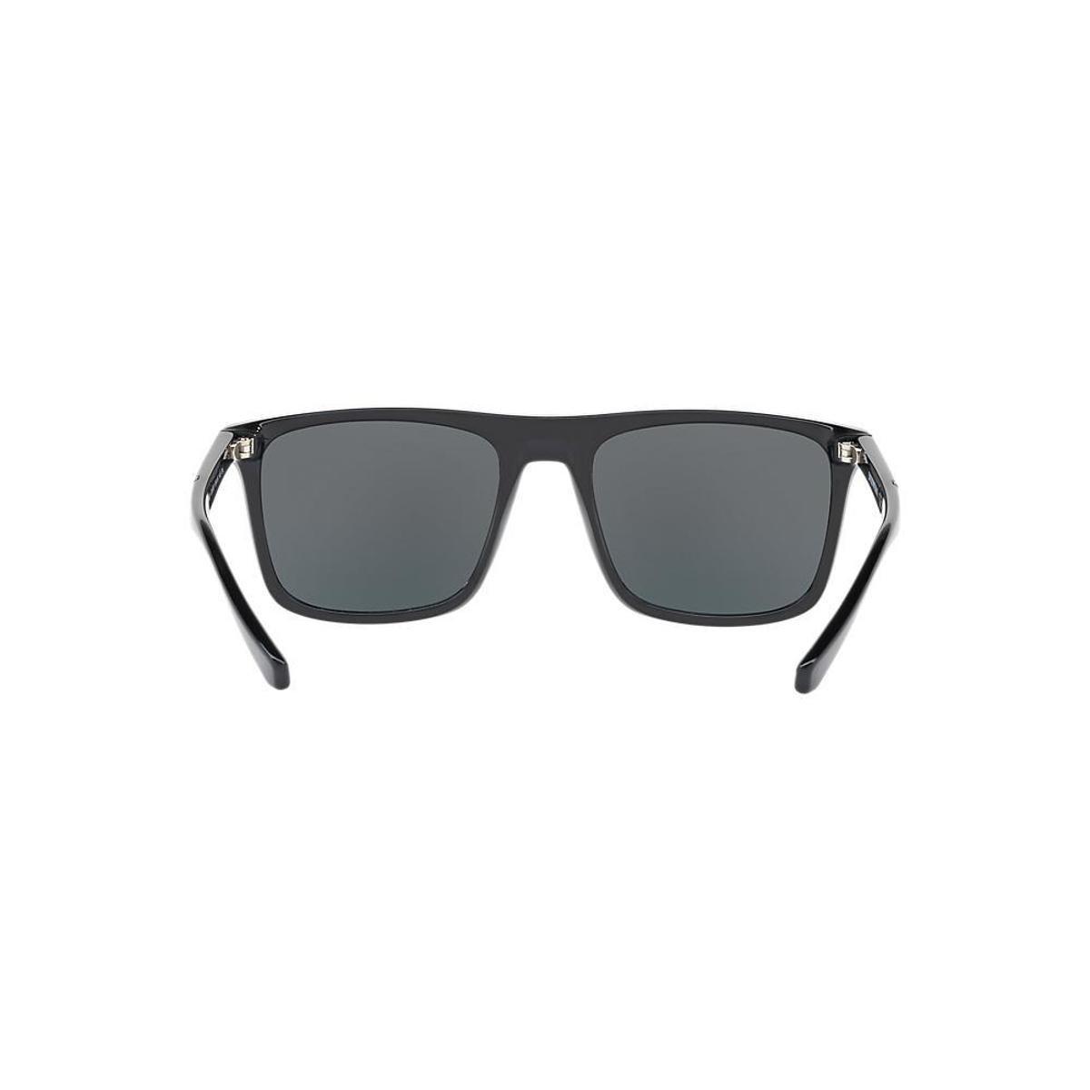 Óculos de Sol Emporio Armani Quadrado EA4097 Masculino - Compre ... a2adda2fa0