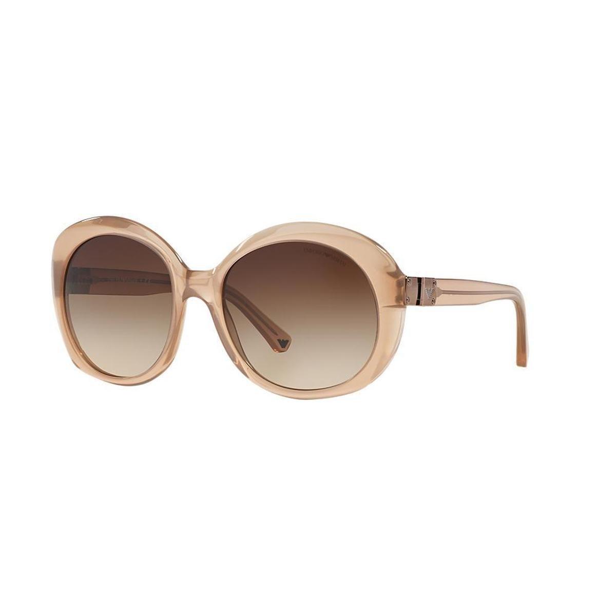 2a09079dc8cbc Óculos de Sol Emporio Armani Redondo EA4009 Feminino - Compre Agora ...