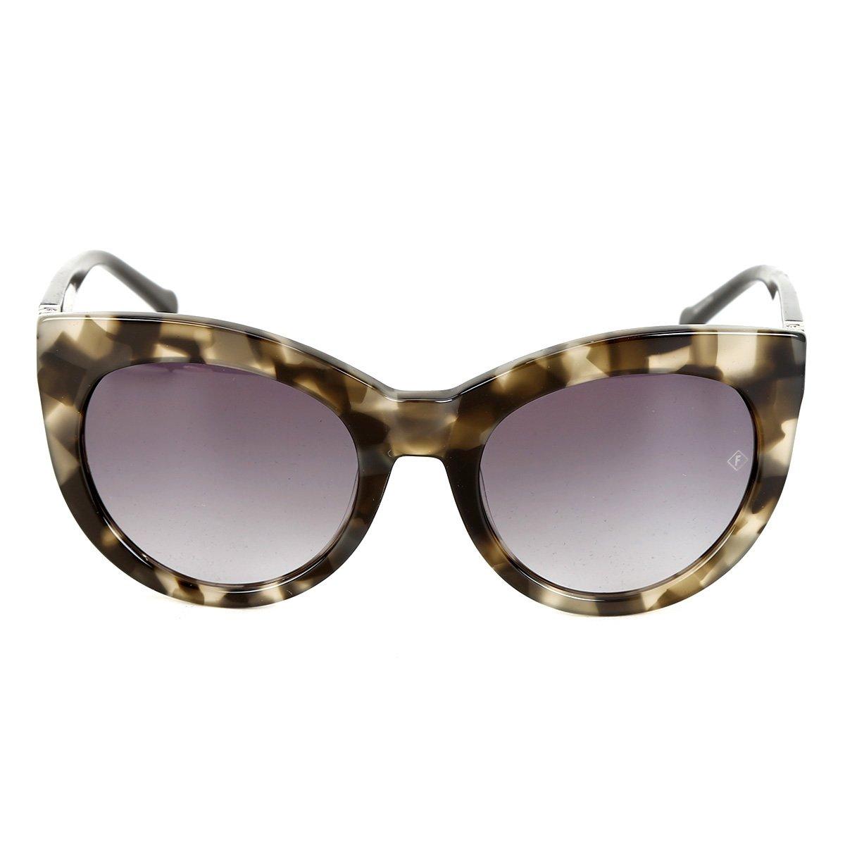 f0890582937c1 Óculos de Sol Forum Demi Feminino - Preto - Compre Agora   Zattini