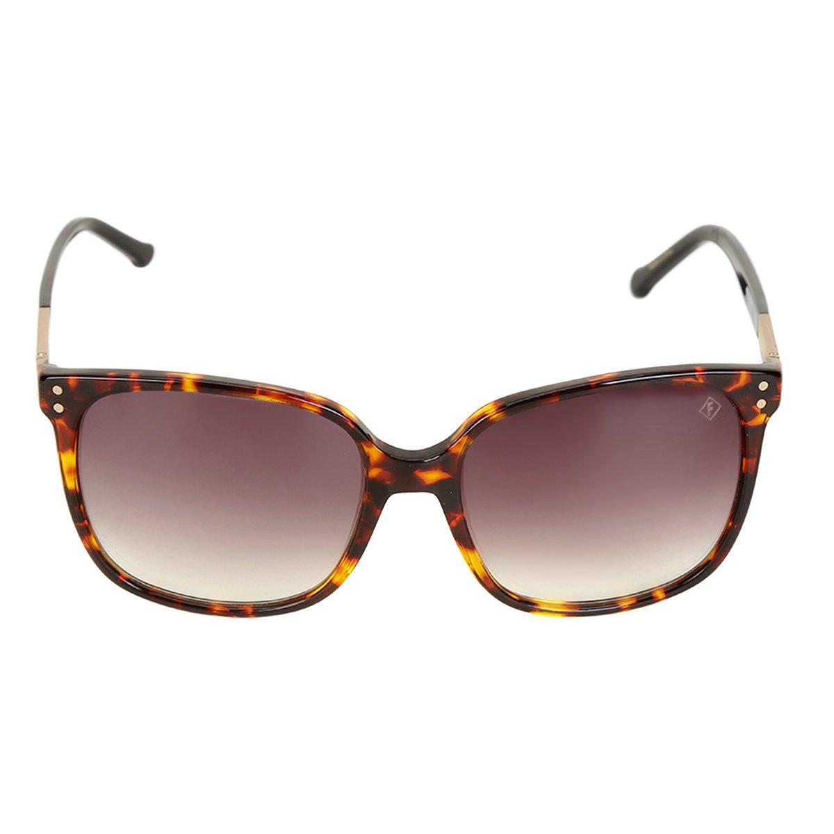 09a8d30eb55d1 Óculos de Sol Forum F0012 Lente Degradê Feminino - Compre Agora ...