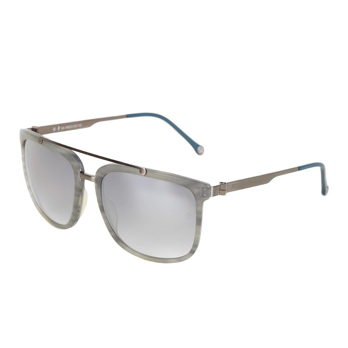 a39cadbcd0756 Óculos de Sol Forum F0022 com Lente Degradê Masculino - Compre Agora ...