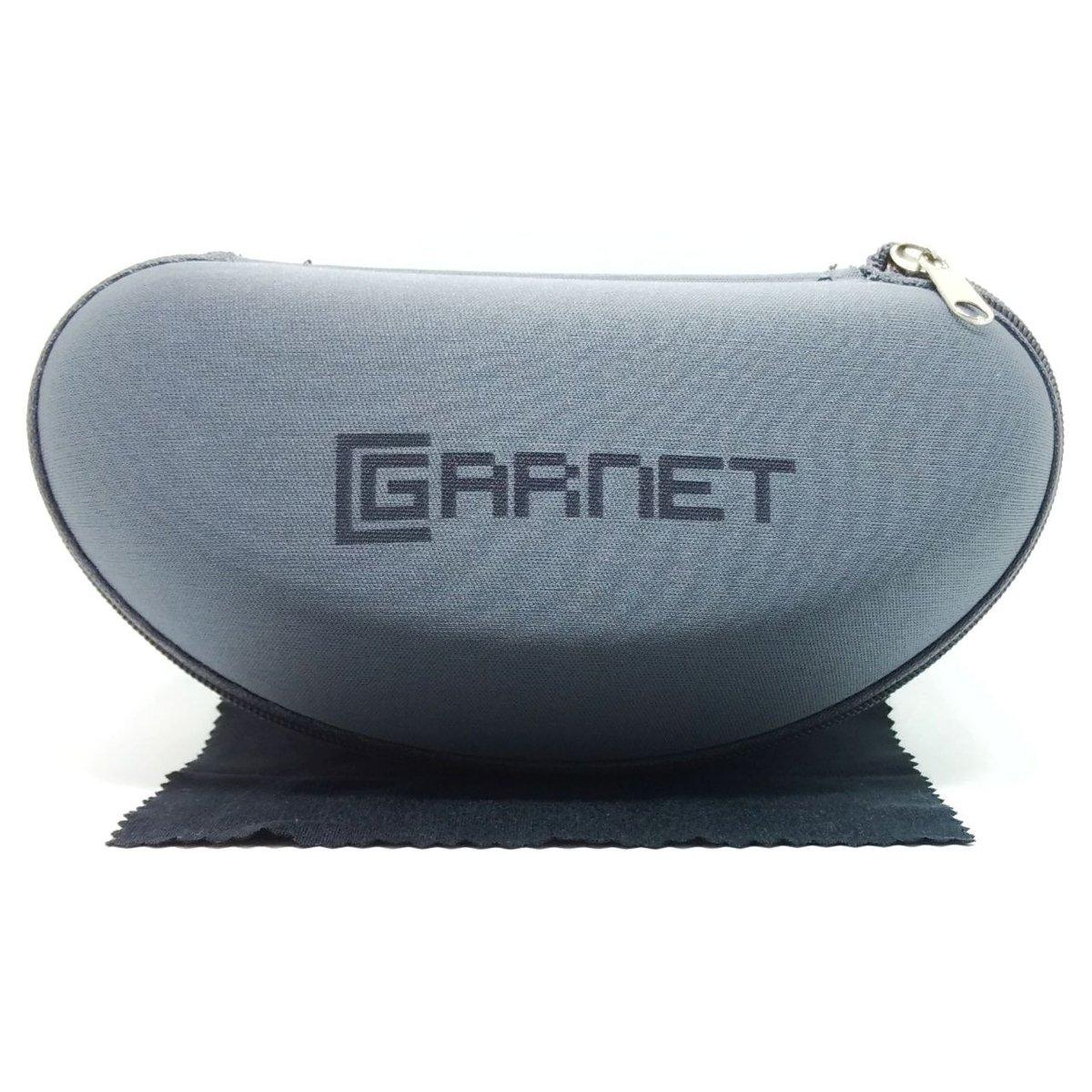 Óculos De Sol Garnet Original Fashionista Espelhado - Amarelo