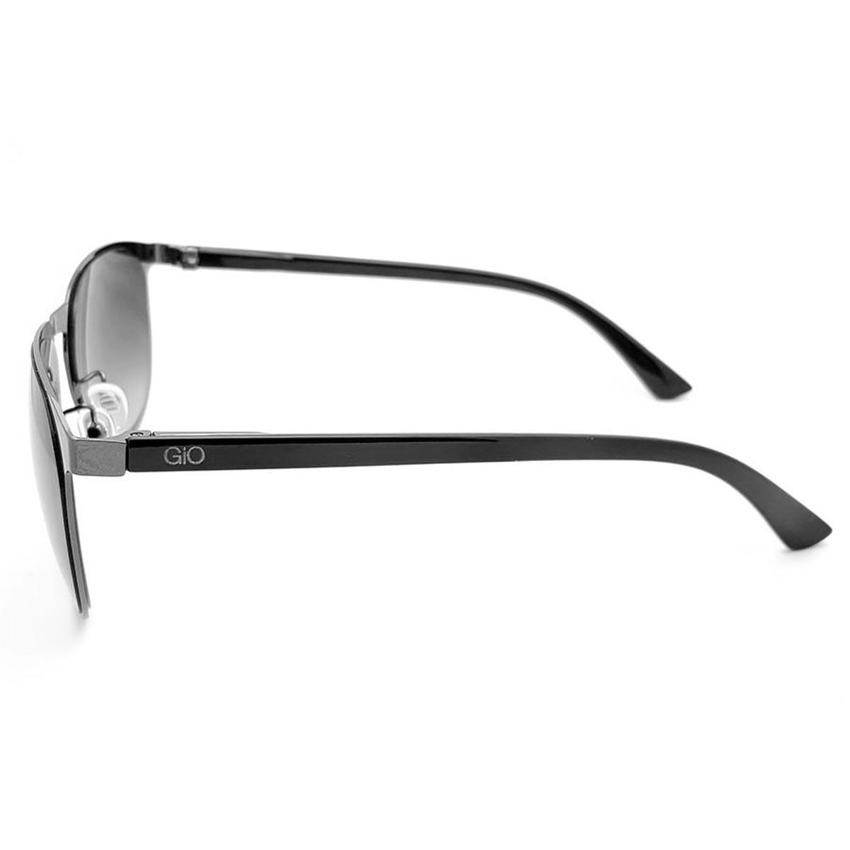 ec81df60278ef ... Óculos de Sol Gio Antonelli Lente Cinza Azulada Degradê Feminino ...