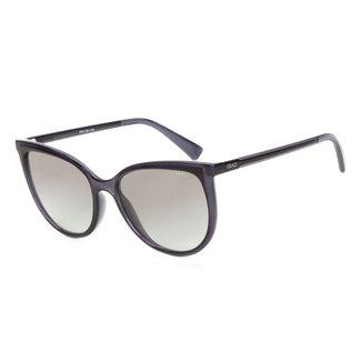 Óculos de Sol Grazi Gatinho Degradê Feminino