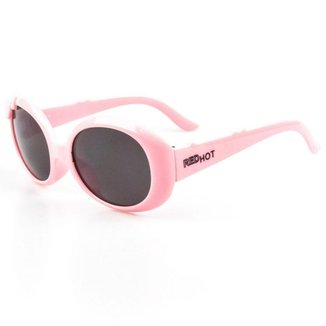 Óculos De Sol Infantil Red Hot Laço  Feminina
