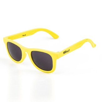 Óculos De Sol Infantil Red Hot Quadrado  Feminina