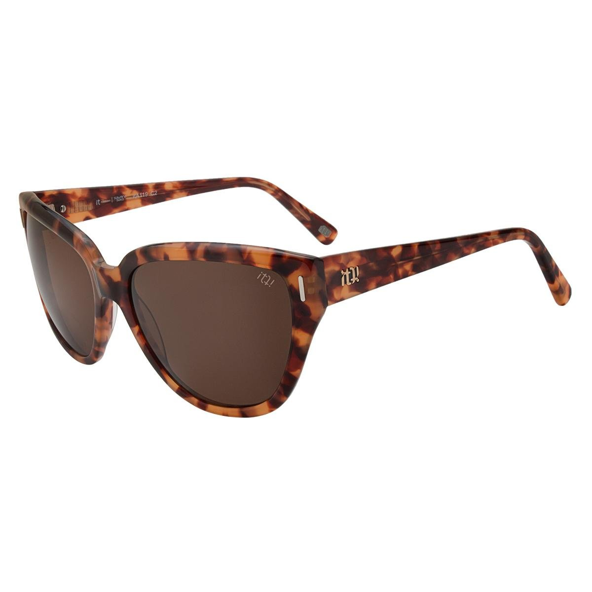Óculos De Sol It Eyewear Branché A119 - C3 - Feminino - Compre Agora ... 72d483fb97