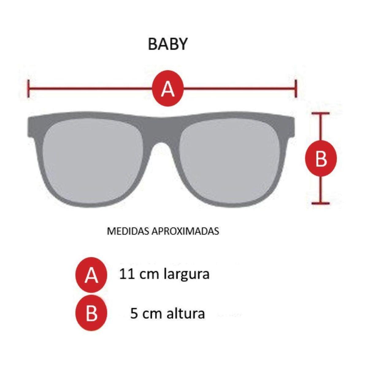 d3caa7c780d20 Óculos de Sol Khatto Baby Round Kids Masculino - Rosa - Compre Agora ...