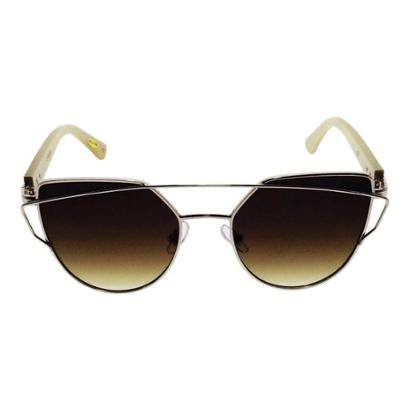 81bf69a2a2315 Óculos De Sol Khatto Cat Bamboo Feminino-Feminino ...