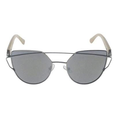 Óculos de Sol Khatto Cat Bamboo Feminino