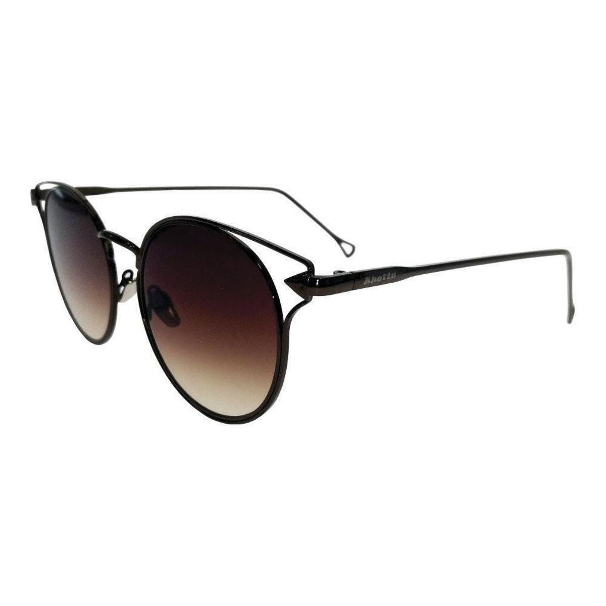 b1b9c49fe3c91 Óculos de Sol Khatto Cat Cool Feminino - Marrom - Compre Agora   Zattini