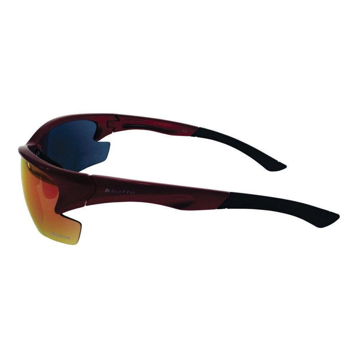 Óculos de Sol Khatto Esportivo Fast Masculino - Compre Agora   Zattini edc388dddf