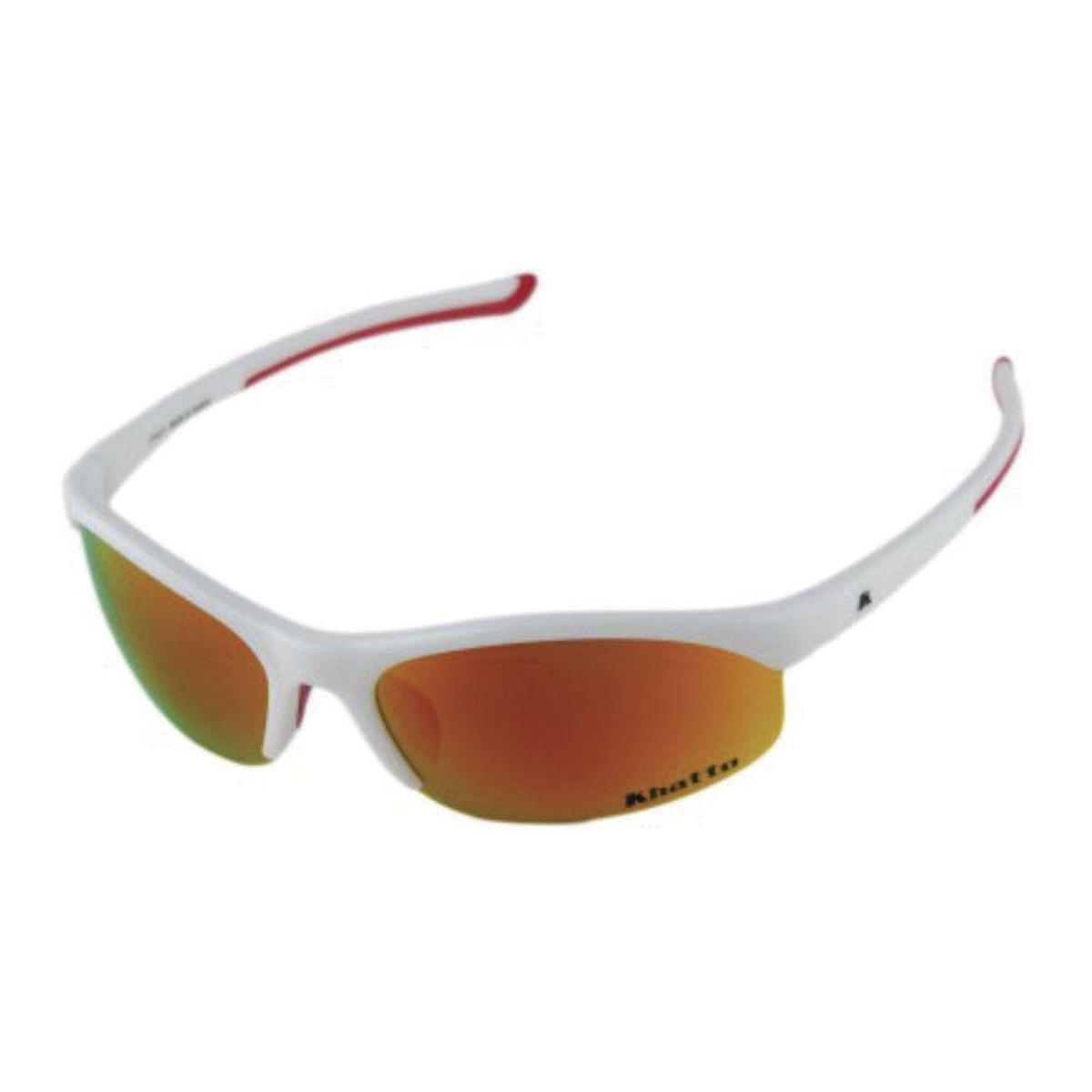 Óculos de Sol Khatto Esportivo Masculino - Branco - Compre Agora ... d399ef39bf