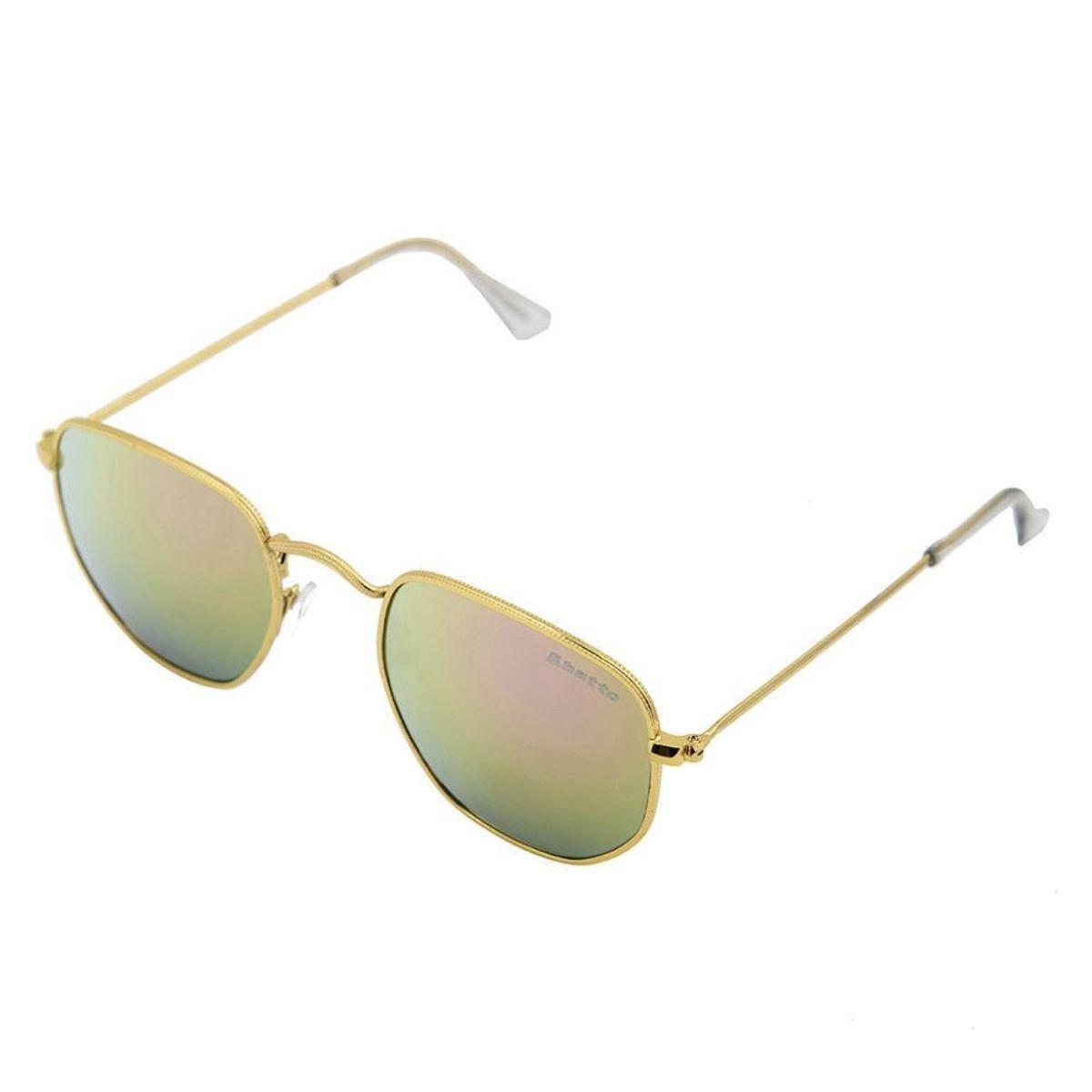 67dbe4755cea4 Óculos de Sol Khatto Fusion Round Feminino - Compre Agora   Zattini