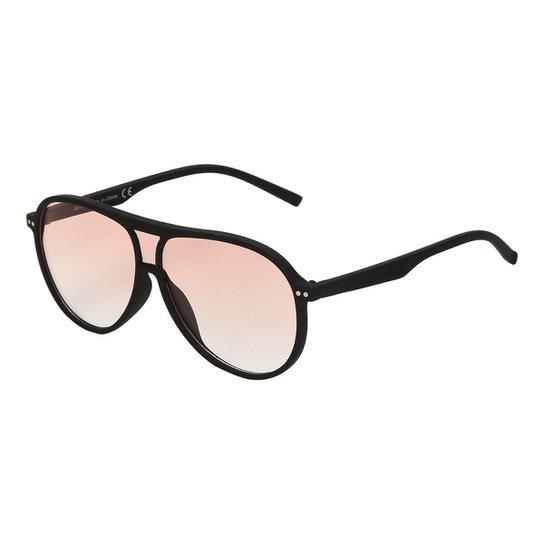 Óculos de Sol King One A34 - Marrom
