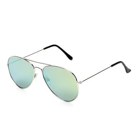 Óculos de Sol King One A53 - Dourado