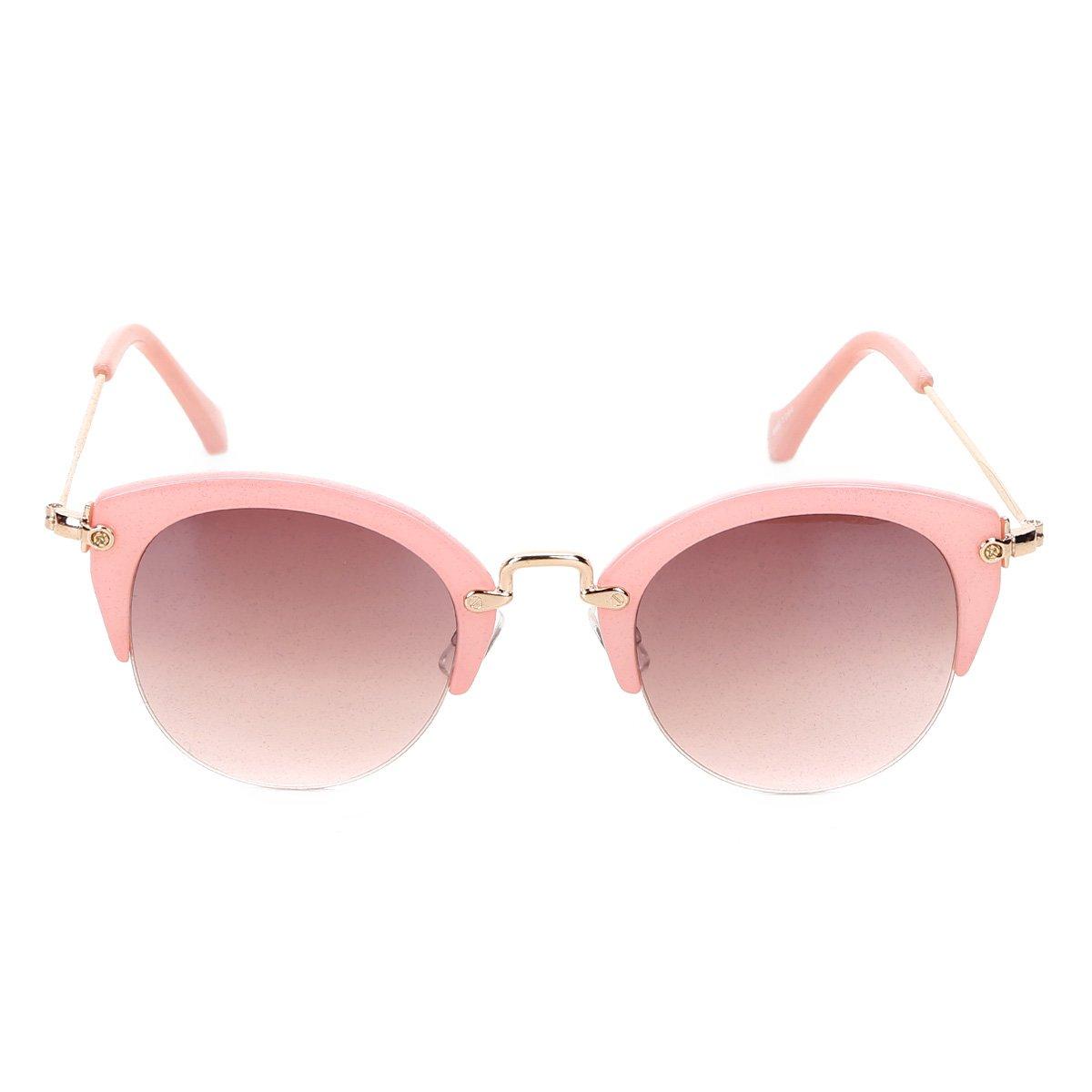 61ef7803c8f75 Óculos De Sol King One Redondo B88 1294 Feminino - Compre Agora ...
