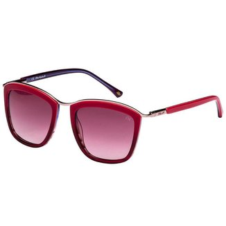 Óculos de Sol Lilica Ripilica SLR130C05/49 Vermelho