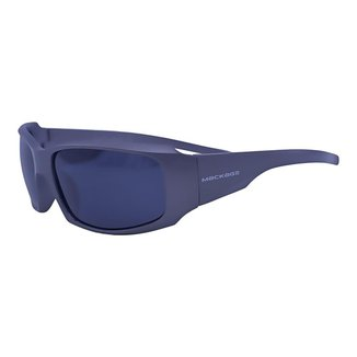 Óculos de Sol Mackage Unissex Acetato Esportivo - Cinza