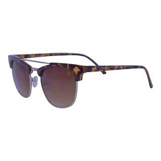 Óculos de Sol Mackage Unissex Metal-acetato Clubmaster - Tartaruga