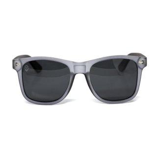 Óculos de Sol MafiawooD de Acetato com Madeira Maranzano Light Black